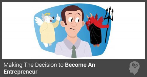 Making the Decision to Become an Entrepreneur