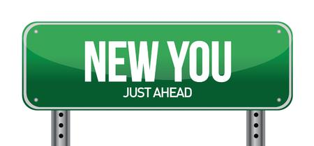 New You - Just Ahead